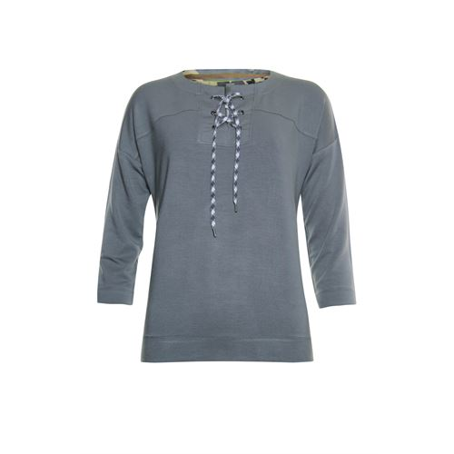 Poools ladieswear pullovers & vests -  Sweater rope. Available in size 36,38,42 (grey)
