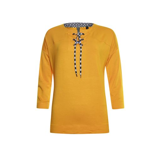 Poools ladieswear pullovers & vests -  Sweater rope. Available in size 36,38,40,42,44,46 (yellow)
