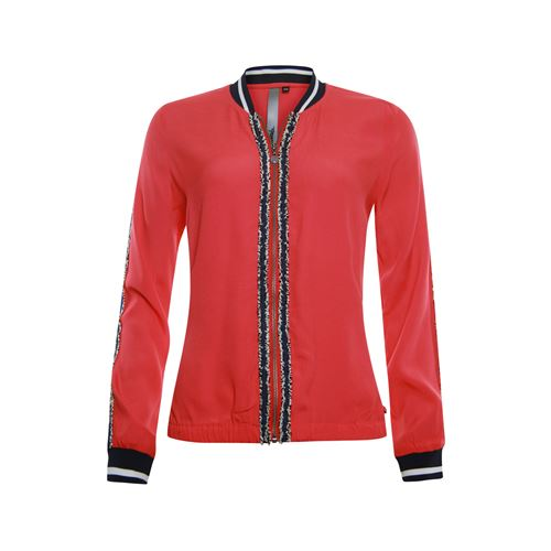 Poools ladieswear coats & jackets -  Jacket tape. Available in size 38,40,44,46 (red)