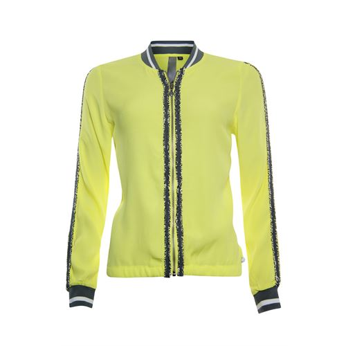 Poools ladieswear coats & jackets -  Jacket tape. Available in size 36,38,40,42,44,46 (yellow)