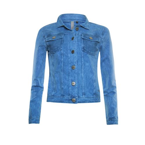 Poools ladieswear coats & jackets -  Jacket jeans. Available in size  (blue)