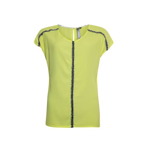 Poools ladieswear blouses & tunics -  Blouse tape. Available in size 36,38,40,42,44,46 (yellow)