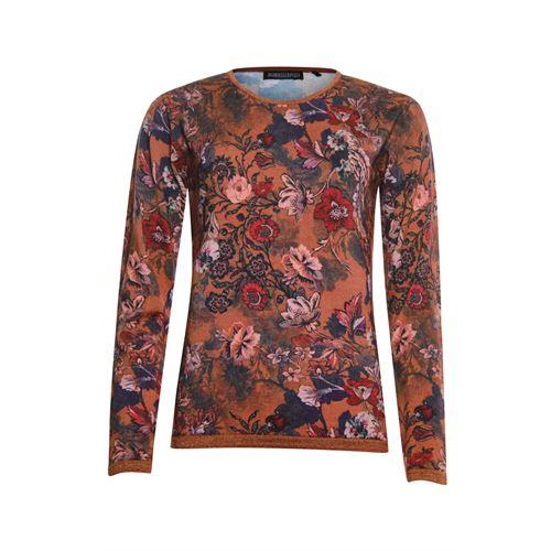 Roberto Sarto dameskleding truien & vesten - pullover. beschikbaar in maat 46 (blauw,bruin,multicolor,rood)
