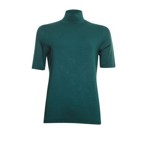 Roberto Sarto dameskleding t-shirts & tops - t-shirt. beschikbaar in maat 42 (groen)