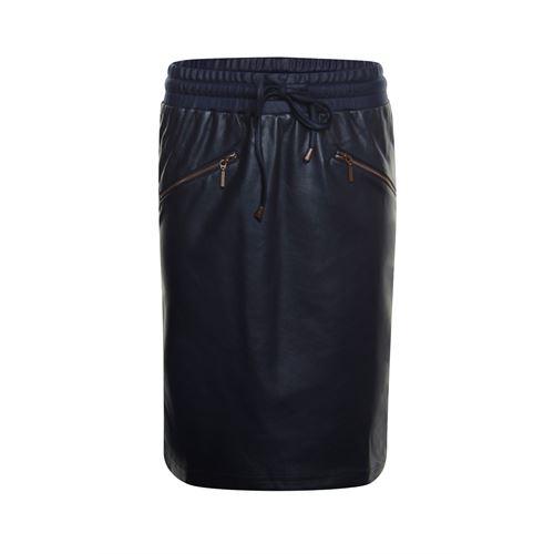 Anotherwoman dameskleding rokken - rok. beschikbaar in maat 38,40,44 (blauw)