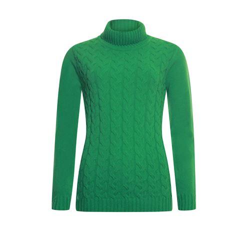Roberto Sarto dameskleding truien & vesten - pullover. beschikbaar in maat 44,46,48 (olijf)